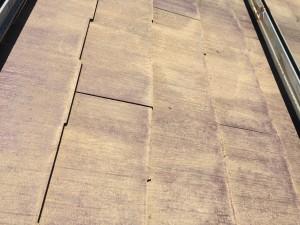 パネル下の屋根の状態
